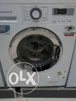 FULL AUTOMATIC washing machine 7 kgs front loaded