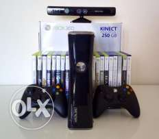 00XBOX 360 Kinect Special Edition (250 GB)