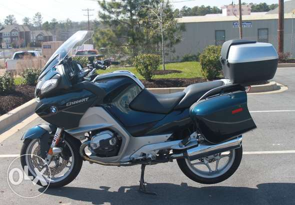 2012 BMW R1200RT in Greenville, SC for good price.