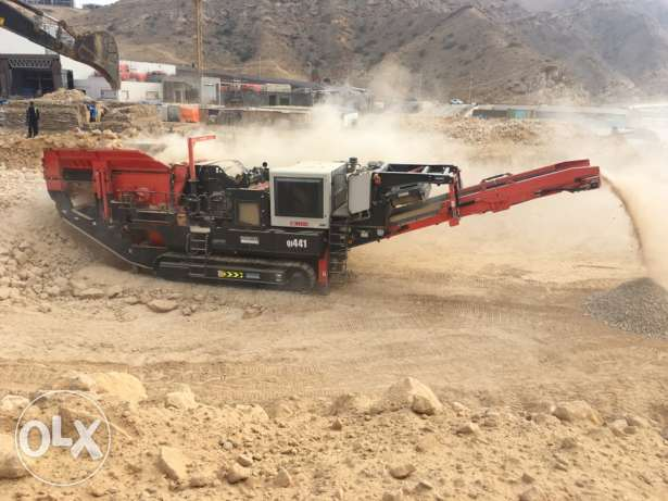 Mobile Crusher for Rent