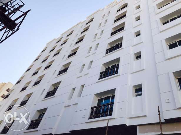 (DELUXE)Brand New 2BHK Appartment For Rent in Ghubra Opp Bank muscat