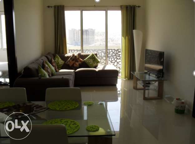Very new , fully furnished and clean Apt in Rimal Mall in Busher