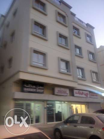 2 BHK Flat at 18 November Street with Split AC near mars Hypermarket