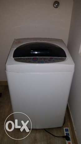 Daewoo Fully Automatic Washing Machine for Sale in Excellent condition