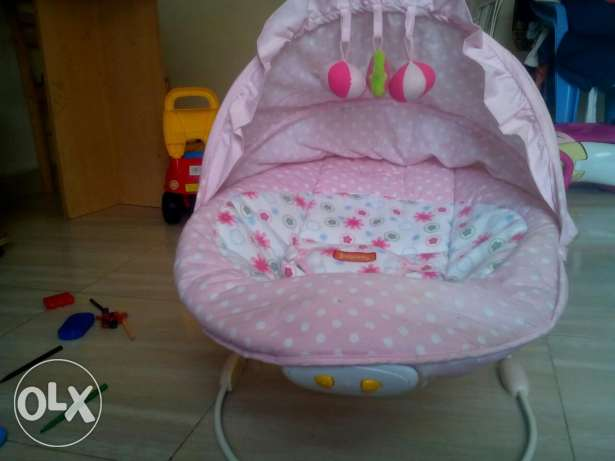 Juniors brand baby bouncer