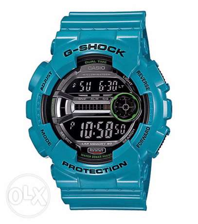 G Shock GD-110-2ADR For Sale. Unused like New Great Price