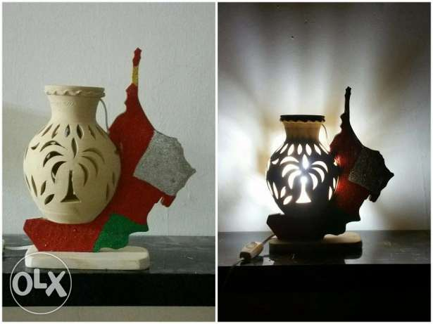 Pottery lights السيب -  4