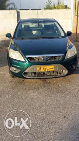 Low milege , Accident free , Lady driven , attractive Plate- Ford Focu مسقط -  1