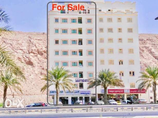 Residential/ Commercial building for SALE in Al Amrat