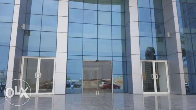 Office space for Rent in Ghala Area only OMR 5 per sq. m. السيب -  1