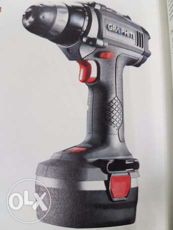 Cordless rechargeable drilling machine