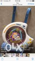 Vtech musical mobile - urgent sale leaving Muscat