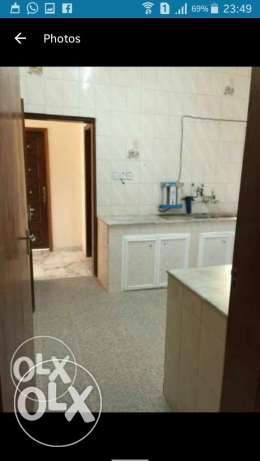 for lady or family in Alkhwair (hall+bedroom+bathroom+big kitchen) مسقط -  4