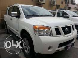 For sale, Luxurious Nissan Armada BY STOCK IN QATAR