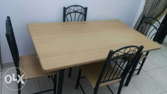 Dining Table 22 Rial