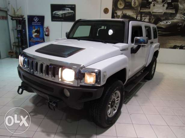 Hummer H3 from Oman at CLASSIC CAR