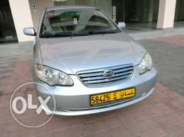 Byd f3 almost new car