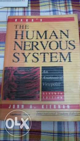 Neuroanatomy book for sale