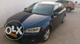 2013 vw jetta no1 with sunroof,49000 kms full insur & service history