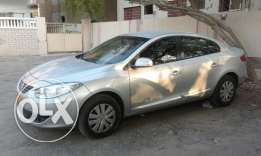 2013 Fluence from oman agency Renault with service history/good car