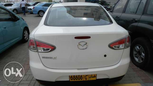 Mazda 2 model 2013 cash for sell السيب -  5