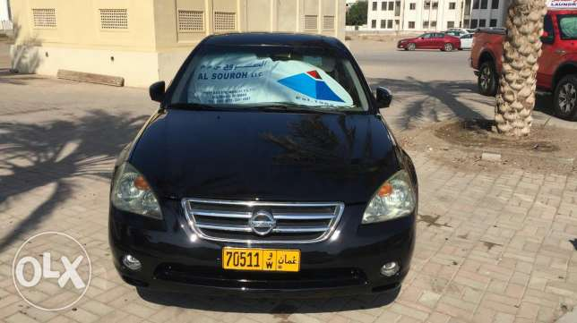 Nomber 1 full automatic 2007 Nissan