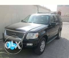 Ford Explorer 2010 good condition