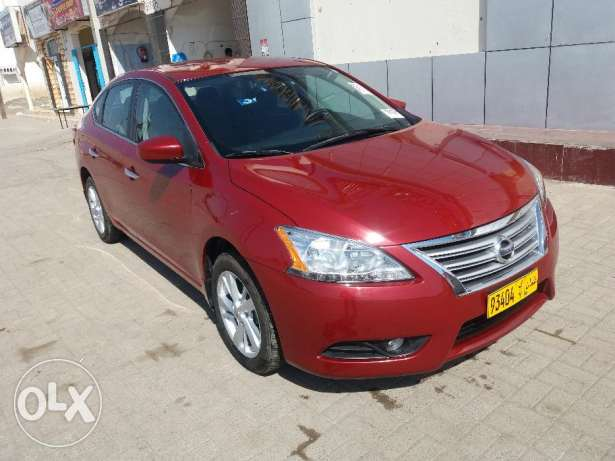 Nissan Sentra Clean Tittle السويق -  2