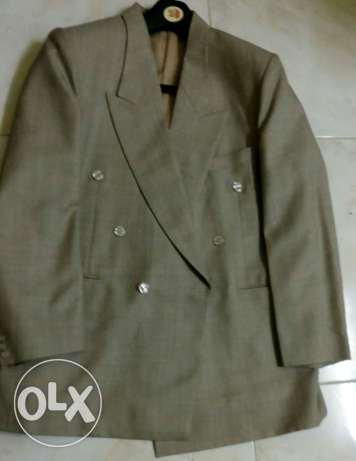Brand new large size coat for men.
