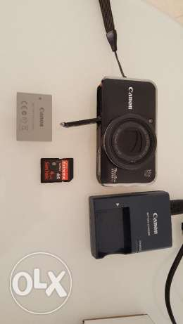 CANON Power Shot SX210 IS Camera مسقط -  8