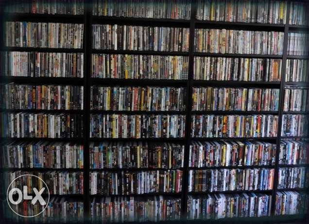Assorted DVD's Collection (All prior 2010) مسقط -  1
