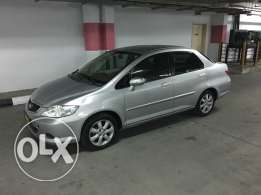 Honda City low milage