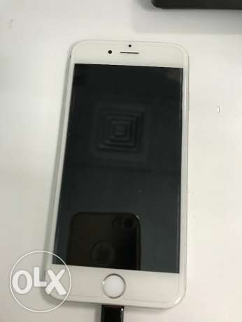 excelent iphone 6 silver مسقط -  1