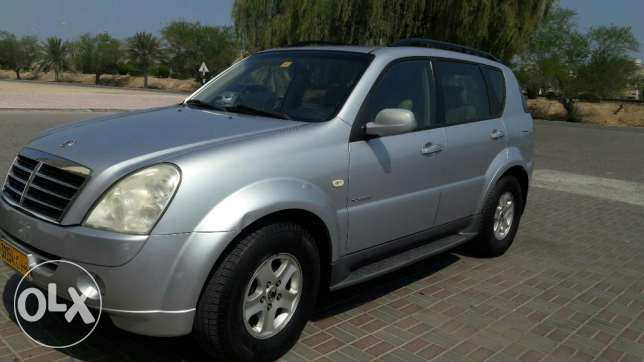 Ssang Yong low mialage vehicle in excellent condition صحار -  1