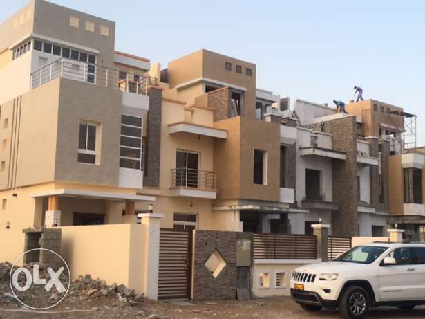 Villas for Sale Zia Al khoud 5BR Private vilas for sale مسقط -  3