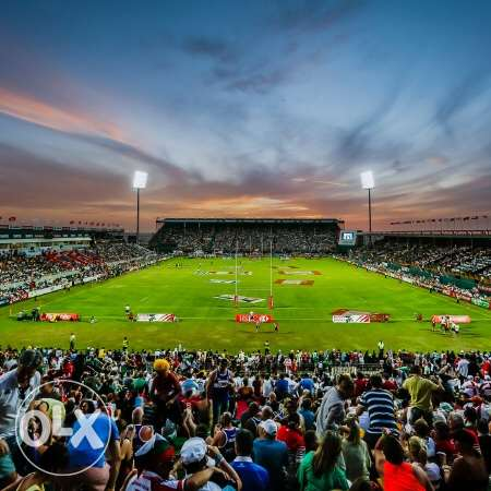 Dubai 7s tickets and hotel room الحيل الجنوبية -  1