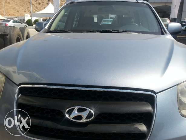 2007hundai santafe full automatic excellent condition4wd مسقط -  5