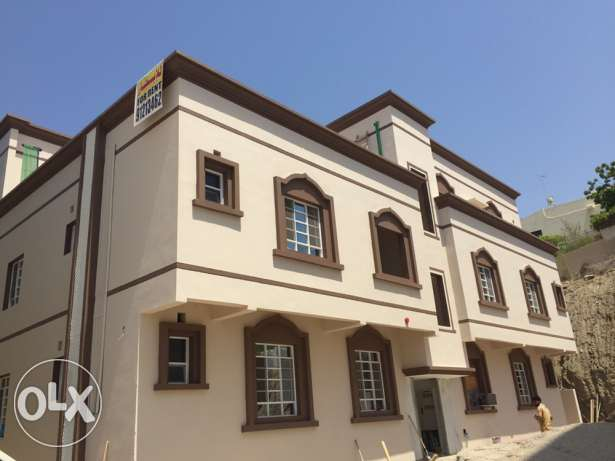 Brand New 2 BHK Flats on Rent in Darsaith Al Tooyan Muscat, RO. 350/-