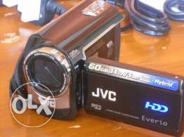 JVC everio 60gb hdd Camcorder