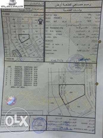 Land FOR SALE in Al Misfah, Oman