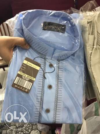Pakistani gents cotton ready to wear suits مسقط -  1