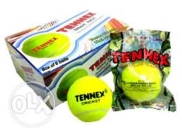 Cricket No 1 ball .Tennex