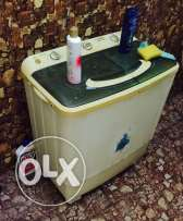 old washing machine for only 5 rial