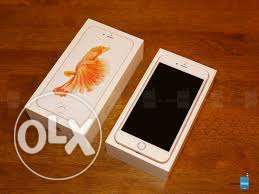 Iphone 6s for sale.64 gb rose gold. صحار -  2