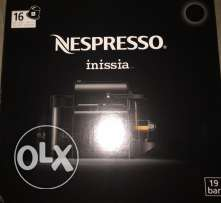 Nespresso coffee maker