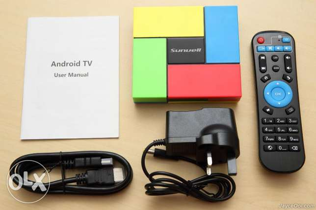 2gb/16gb Android TV Box