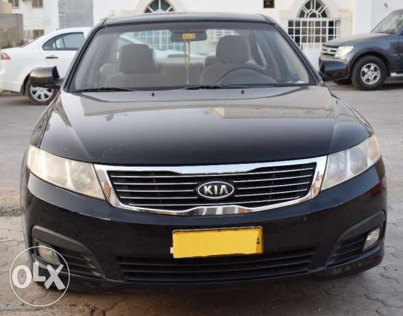 KIA Optima Car 2009 model in good condition