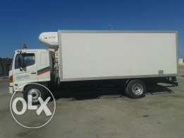 Hino freezer truck in good condition