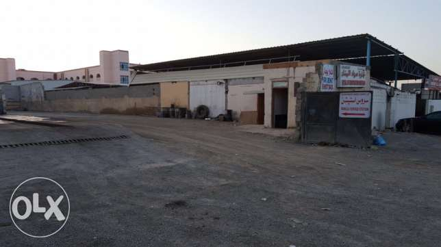 commercial land for rent in Mabailla road number 6 near Danube