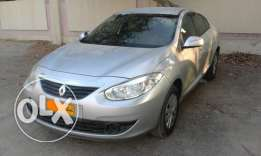 2012 Renault Fluence 1.6 automatic from oman agency service low kmr